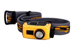 Налобный светодиодный фонарь Fenix HL22 жёлтый 120 люмен (модель 34001)