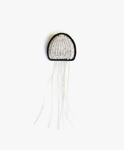 Брошь Jellyfish