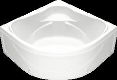 Ванна акриловая Bas Хатива 143х143х67,5, угловая, с каркасом