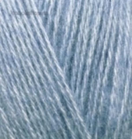 Angora GOLD 221 Светлый джинс меланж Alize - интернет-магазин пряжи | Купить в Клубок Шоп