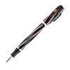 перьевая ручка visconti salvador dali темно синий перо m vs 664 18m Перьевая ручка Visconti Divina Eleg Over коричневый 925 перо перо палладий 23 кт (VS-263-71M)