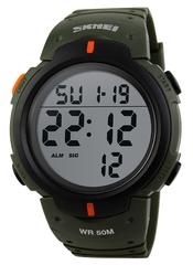 Часы SKMEI 1068 - Олива