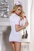 Костюм медсестры (платье, стринги, головной убор и статоскоп)