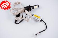 LED лампы головного света C-3 H15, (гибкий кулер) комп.