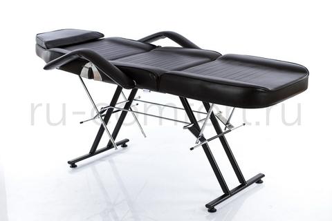 Кресло-кушетка для тату RESTPRO Beauty-1 Black