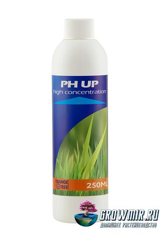 Регулятор кислотности pH UP от Orange tree 0,250л