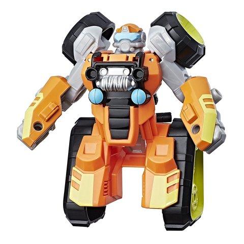Робот - трансформер Брашфаер (Brushfire) Вездеход - Боты спасатели (Rescue Bots), Hasbro