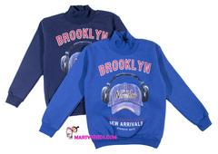 1115 толстовка Бруклин теплая