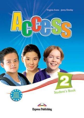 Access 2. Student's Book. Elementary. Учебник.