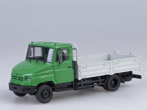 ZIL-5301 Bychok Goby green-gray 1:43 AutoHistory