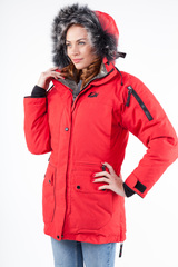 Парка Arctic Explorer Red