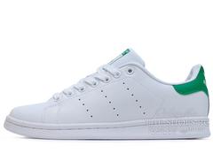 Кроссовки Женские Adidas Stan Smith  White Green