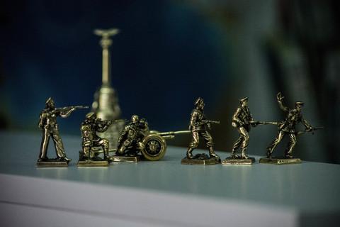 Солдатики Набор Морская пехота 1942