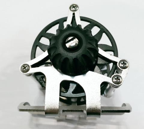 Катушка Zelinka 55 мм пластиковая шпуля