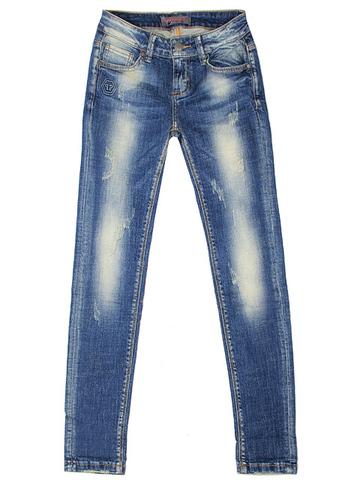 HD8815 джинсы женские, синие