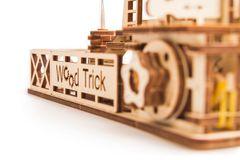 Механический 3D-пазл из дерева Wood Trick Нефтяная Вышка