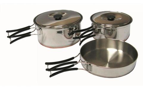 Комплект посуды RockLand (C758-2)
