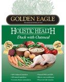 Golden Eagle Holistic Duck with Oatmeal Formula 22/13 Корм сухой для собак с Уткой и овсянкой 2 кг. (233155)