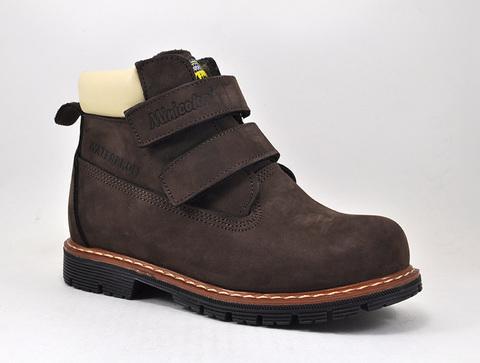 Ботинки утепленные Minicolor 750-110-05