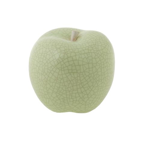 Керамическое маленькое зелёное