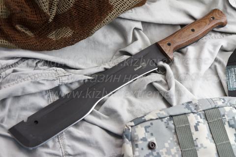 Охотничий нож Аллигатор У-8 Черный Текстолит