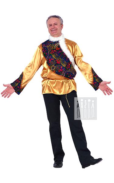 Русский Янтарь рубаха мужская
