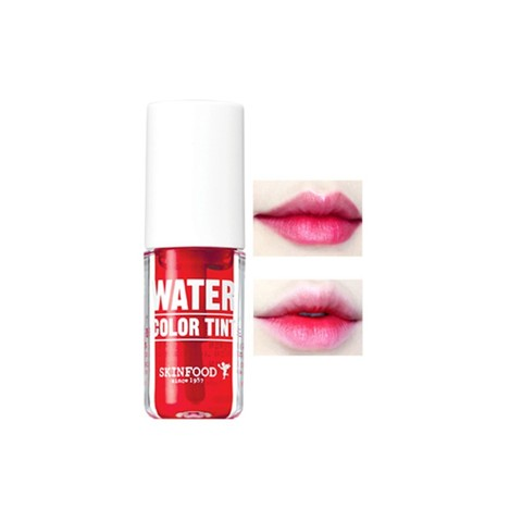 SKINFOOD Water Color Tint 3.5g / #02 Pink Paint