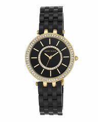 Женские часы Anne Klein 2620BKGB
