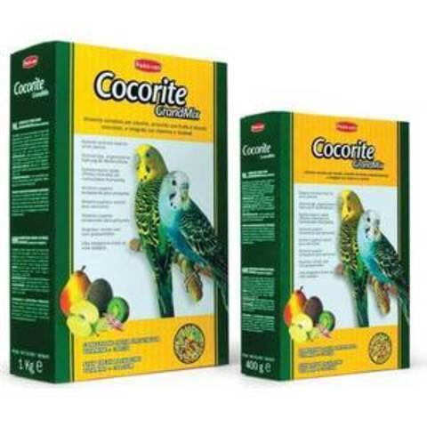 Padovan Корм GRANDMIX Cocorite комплексный/основной  д/волнистых попугаев (1кг)