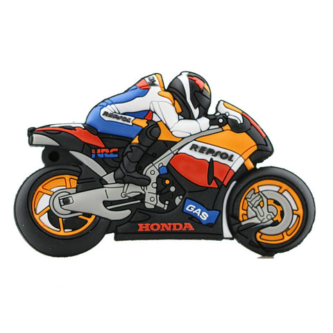 USB-Флешка Мотоцикл