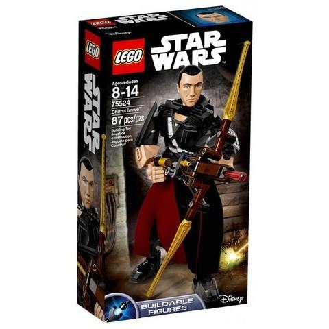 LEGO Star Wars: Чиррут Имве 75524 — Chirrut Imwe