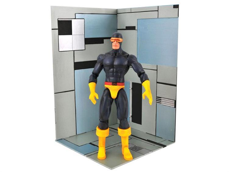 Циклоп (Cyclops) - Marvel Select