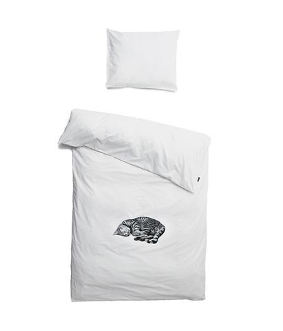 Комплект постельного белья Кошка Олли 150x200см, Snurk
