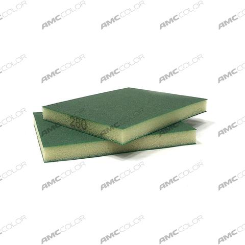 Sunmight Шлифовальный 2-х сторонний блок 120*98*13  Р80