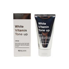 Крем для лица Realskin White Vitamin Tone-Up Cream, 100 мл