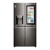 Холодильник LG InstaView Door-in-Door GR-X24FTKSB