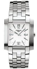 Мужские швейцарские часы Tissot T-Trend TXL T60.1.581.32
