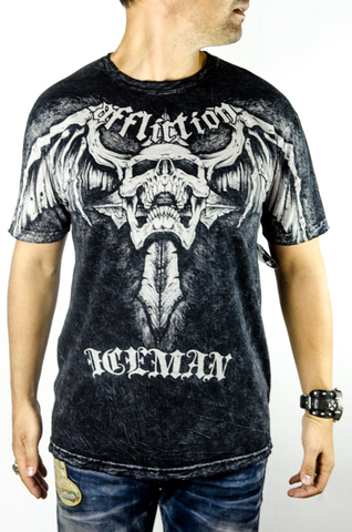 Футболка Affliction Chuck Liddell