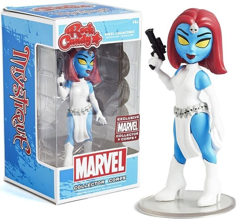Rock Candy: Marvel - Mystique (Excl. to Collector Corps)