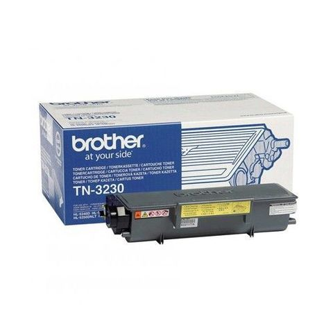 Тонер-картридж Brother TN-3230 black (3000 стр)