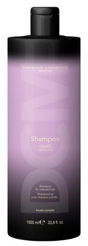 Шампунь Диапазон ДСМ для окрашенных волос 1000 мл