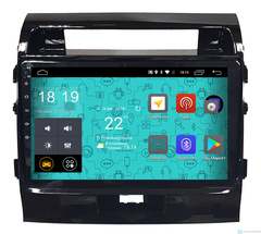 Штатная магнитола 4G/LTE Toyota Land Cruiser Prado 200 07-15 Android 7.1.1 Parafar PF381