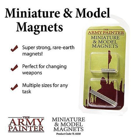 Miniature and Model Magnets / Магниты