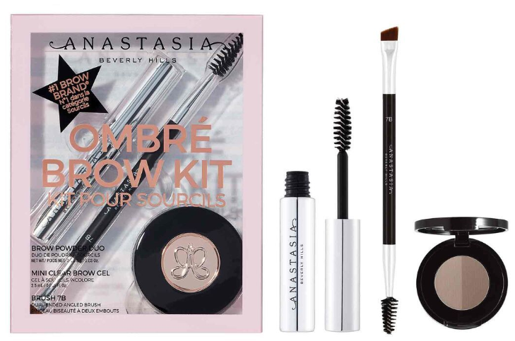 Anastasia Beverly Hills Ombré Brow Kit Medium Brown набор для бровей