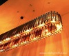 люстра Delightfull MATHENY_CHANDELIER  ( oval + copper )