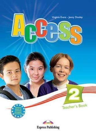 Access 2. Teacher's Book. Elementary. Книга для учителя.