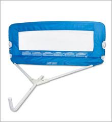 Защитный бортик для кровати Tomy (синий)
