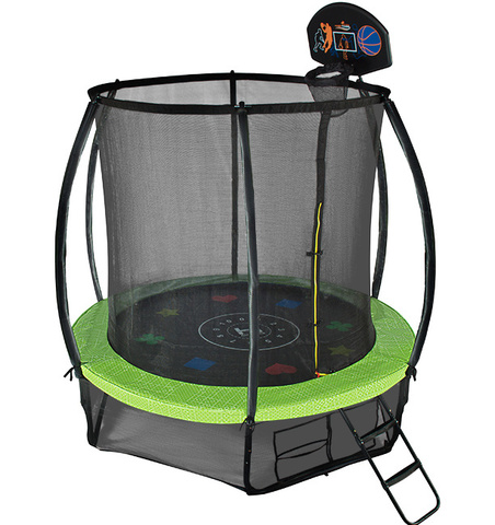 Батут Hasttings Air Game Basketball  8 FT (2,44 м)