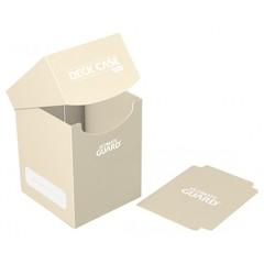 Ultimate Guard - Коробочка на 100 карт песочного цвета
