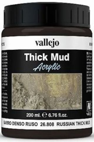 Diorama Effects Russian Thick Mud 200 ml.